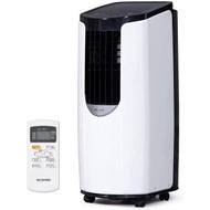 (190) アイリスオーヤマ ポータブル クーラー エアコン 冷風機 ~7畳 除湿 換気 内部洗浄機能 IPP-2221G-W
