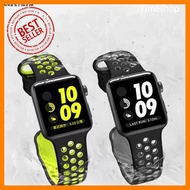 Hotsale! สินค้าดี มีคุณภาพ ราคาถูก Alva's ร้านขายอุปกรณ์โทรศัพท์มﺴ☾✆สายนาฬิกาข้อมือ สาย สายสำหรับ Applewatch 6 SE ซีรีส์ 5 4 3 2 1 42 มม. 44 40 มม.38 มม