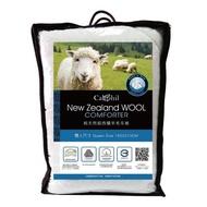 【小如的店】COSTCO好市多線上代購~Caliphil 雙人天然紐西蘭羊毛被/羊毛冬被 - 180 x 210 公分