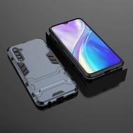 สำหรับ OPPO Realme XT/Realme X2/OPPO K5/XT730G【Armor กลับเคสโทรศัพท์ kickstand 】
