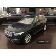 【E.M.C】1:18 1/18 原廠 VOLVO XC90 SUV 模型車
