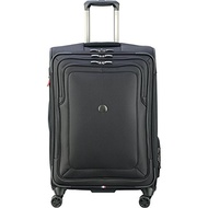 DELSEY Paris Delsey Luggage Cruise Lite Softside 25 Exp. Spinner Suiter Trolley, Black