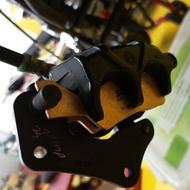 『XZ』SBS 911RSI 915RI GSX-R150/GSX-S150/GSX150小阿魯金屬燒結/前來令/後來令
