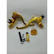 Brembo FULL CNC Brake Master Clutch N MATIC Left-VIXION-BYSON-TIGER-NINJA-CBR-CB-MATIC Etc.