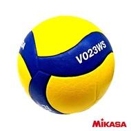 【MIKASA】螺旋型軟橡膠排球(3號)