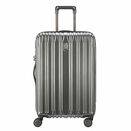 ▶$1 Shop Coupon◀ Delsey Paris Chromium Lite 25-Inch Spinner UP.R.Ight With Expansion (Graphite)