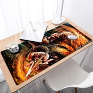 Durable Rubber Mouse Mat Attack On Titan Large game Gaming Mouse Pad HD design