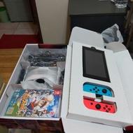 任天堂Nintendo Ns switch 普通版 保內 非電力加強