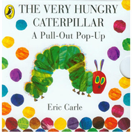 The Very Hungry Caterpillar: A Pull-Out Pop-Up好餓的毛毛蟲[經折裝]