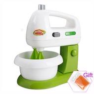 จำลองชุดเครื่องครัวของเล่นเครื่องครัวเครื่องชงกาแฟเครื่องปั่น Pretend เล่นของเล่นทำอาหารสำหรับเด็กสาว