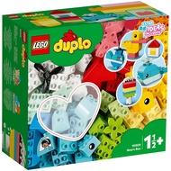 樂高LEGO 10909  Duplo 得寶系列Heart Box