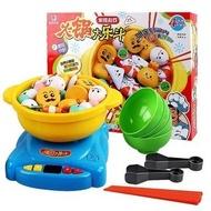 日本創意仿真火鍋玩具 火鍋大樂鬥 仿真日式火鍋夾夾樂