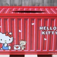 【現貨】HELLO KITTY貨櫃面紙盒