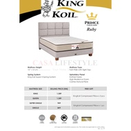 [Free Delivery] King Koil Ruby Mattress / Tilam (King/Queen/SuperSingle/Single) (15 Years Warranty)