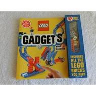 [全新-現貨] LEGO GADGETS  樂高小創客-樂高動手玩科學 基本機械書-原文版 語言:英文