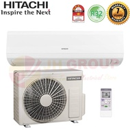 HITACHI RAS-EH18CKM / RAC-EH18CKM 2HP R32 STANDARD AIR COND *SIMILAR SHARP AHA18UCD DAIKIN FTN20P PANASONIC CS-PV18TKH PV18TKH