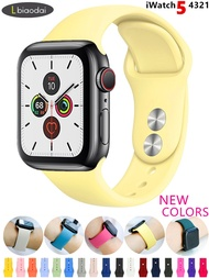 Strap for apple watch 5 band 44MM 40MM iwatch bands 42MM 38MM Accessories correas watchbands bracelet for series 5 4 3 2 1 44 MM