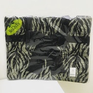 Naraya 曼谷包 全新 正品 空氣媽媽包 大方包 旅行袋 綠色 斑馬紋 二天一夜 曼谷帶回 泰國必買