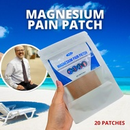 ◙100%AUTHENTIC AND VERY EFFECTIVE MAGNESIUM PAIN PATCH Best for(Varicose,Athritis,Gout,Muscle