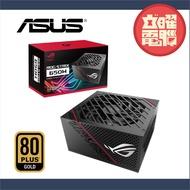 華碩 ROG STRIX 650W 雙8/金牌/全模組/磁吸式銘牌/10年保