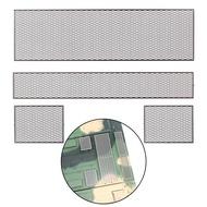 TOOYFUL RC Tank Metal Guard Plate for Henglong China 3899 3899A RC Tank DIY