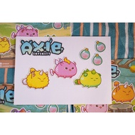 Axie Infinity Custom Sticker - Get your own Axie as Sticker, Waterproof Vinyl