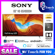 """SONY 85'' / 65"""" Inch Full Array LED 4K Ultra HD High Dynamic Range (HDR) Android Smart TV [ KD-85X9000H ] / [ KD-65X9000H ] / best compatibility with PlayStation 4 OR PS5 / KD85X9000H"""