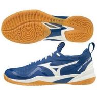 【英明羽球】美津濃(Mizuno) WAVE FANG ZERO 寬楦羽球鞋 71GA199027