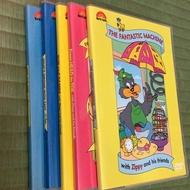 寰宇 迪士尼 Zippy DVD 薄盒款