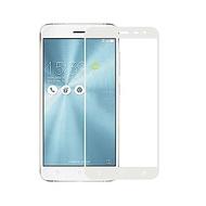 【SSTAR】ASUS Zenfone3 ZE552KL全膠滿版鋼化日規玻璃保護貼(白色)