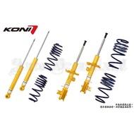 德國 Koni 1140 套裝 避震器 運動 可調 H&R 短彈簧 Skoda 專用