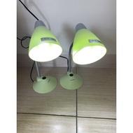二手-FORA綠色LED小檯燈