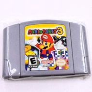 For Nintendo N64 Game Mario Party 3 Video Game Cartridge