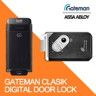 GATEMAN Clasik Digital Door Lock / Smart Door Lock / Clasik