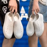 适用于frank 透气洞洞鞋男女夏季新款沙滩native防滑鞋纯色EVA发 native 洞洞鞋 兒童洞洞鞋 洞洞鞋兒童