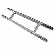 玻璃門把手(25X500mm 1付)CHD-623 玻璃門拉手 不鏽鋼把手 辦公室取手 木門大把手 大門拉手 鋁硫化銅門