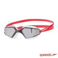 【SPEEDO】成人進階泳鏡Aquapulse Max 2 鏡面(熔岩紅)