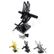 ✨【現貨】適合于 GSX-S750 15-19 / GSR750 11-19 改裝CNC升高腳踏腳套總成