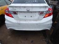 HONDA CIVIC 2014 喜美 9代 K14零件車拆賣 後視鏡儀表板鋁圈方向盤保桿尾燈大燈座椅發電機壓縮機安全帶