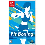 [Switch]Fit Boxing(合身拳擊)(20181220) Media World