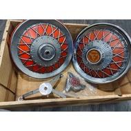 偉士牌 vespa 大小車10吋輪框蓋一對 #偉士牌 #vespa #vespa90 #vespa150 #老偉 #輪蓋