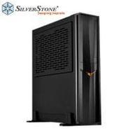 銀欣 小烏鴉2 SST-RVZ02B 電腦機殼-黑 (ITX/顯卡330mm/直立橫躺兩用/限SFX(L)電源)