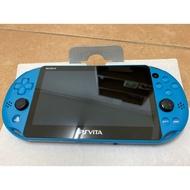 PSV 2007 水波藍 及 64GB記憶卡(二手)
