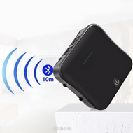APTX HD Audio Black Portable USB Universal CSR8675 Wireless 5.0 Bluetooth Transmitter