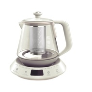 Toyomi Borosilicate Glass Multi Function Kettle 1.5L - WK 1160