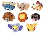 (Tsum Tsum) Zootopia Movie Tsum Tsum Stuffed Animal Plush Figure Toy Set Of 8 Disney Collectible-