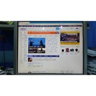 中古二手REALsync 訊緯 19吋 L19GBN 液晶螢幕 5:4比例 螢幕可旋轉