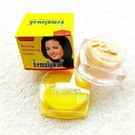 Temulawak beauty whitening cream