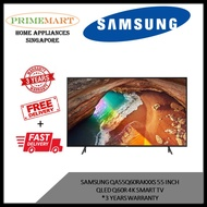 SAMSUNG QA55Q60RAKXXS 55INCH QLED Q60R 4K SMART TV * 3 YEARS WARRANTY