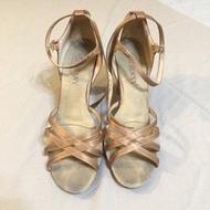 二手出清:國標舞鞋 25-25.5cm